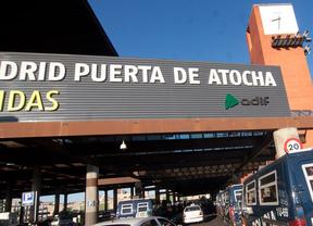 Estación de Adif en Atocha