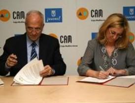 Ayuntamiento y Caja de Ahorros del Mediterráneo firman el Plan de Hipoteca Joven