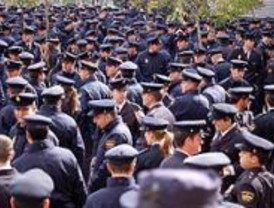 Unos 75 nuevos policías se incorporan a la Comisaría de Leganés