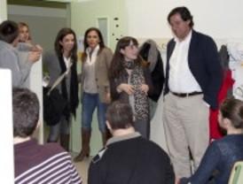 Teatro, música y juegos para impulsar la plena integración de los discapacitados en Las Rozas