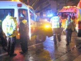 Una joven fallece arrollada por un tren de Cercanías en Hortaleza