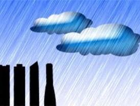 Intervalos nubosos y temperaturas en ascenso