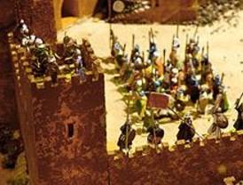 Alcorcón organiza una jornada de juegos de rol y batallas históricas de miniaturas