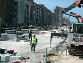 El viernes abrirá el túnel de entrada entre la Avenida de Portugal y la Cuesta de San Vicente