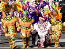 Barajas celebra los carnavales