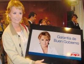 Esperanza Aguirre: la suma de todos