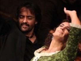 El flamenco llega al teatro Lara con 'El indiano'