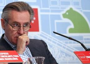 Blesa aporta un listado de bienes a la secretaría judicial del magistrado Andreu