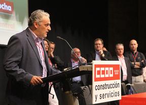 CCOO crea una 'macrofederación' de Construcción y Servicios