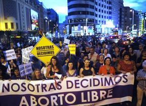 Aborto: la reforma que se le atraganta a Gallardón