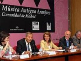 Aranjuez acoge la XIV edición del Festival de Música Antigua