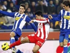 Agüero elimina con un 1-1 al Espanyol