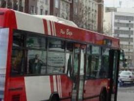 La EMT ensaya nuevas formas de publicidad en los autobuses