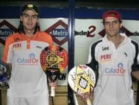 Metro de Madrid entrega los premios del 'Metro Pádel 2'