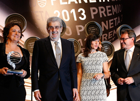 Clara Sánchez gana el Premio Planeta 2013