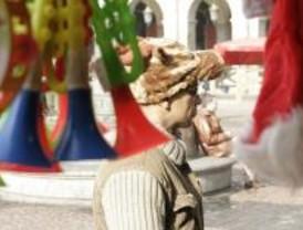 Inaugurado el mercado navideño de Tetuán