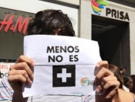Periodistas de Prisa y La Voz de la Calle, contra la precariedad