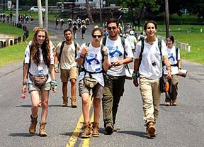 37 madrileños participarán en la Ruta BBVA 2014
