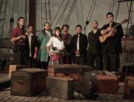 D'Callaos presenta este sábado en Madrid su disco más roquero