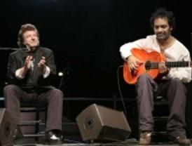 Morente y Canales en Suma Flamenca 2010