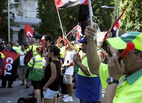 CCOO: Despedir a más de mil trabajadores de limpieza viaria es