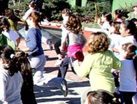 Parla celebra la XVIII edición de la copa de cross de atletismo escolar