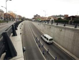 Las obras quitan un 'punto negro' en Campo Real