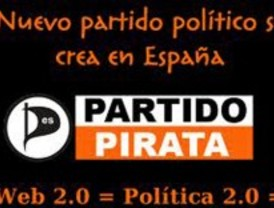 El Partido Pirata, contrario a la Ley Sinde y al canon, busca gente para cerrar sus listas en Madrid