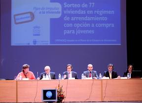 El Ayuntamiento de Alcobendas sortea 77 viviendas públicas