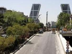 Los intercambiadores de Plaza de Castilla y Moncloa abrirán este mes