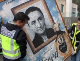 Recuperadas las obras de arte robadas en Getafe