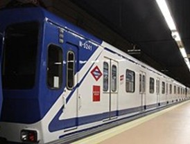 Normalidad en la línea 9 de Metro