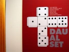 Tápies, Cuixart, Brossa y otros artistas de vanguardia en 'Dau al Set'