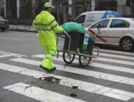 Rivas oferta 40 plazas de operarios de limpieza