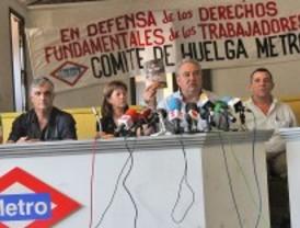 Metro y sindicatos no llegan a un acuerdo sobre la indemnización de la huelga