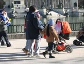 Las familias madrileñas no ahorraron más en 2008 que en años anteriores