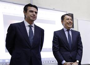 José Manuel Osorio y Ignacio González