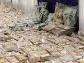 El dinero de los narcos se 'reinserta'