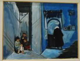 Pintura costumbrista en Tetuán