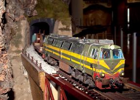 Todos los trenes caben en Barajas