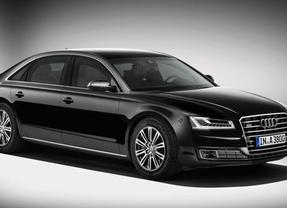 Audi A8 L Security, máxima protección