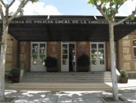 Los policías de Torrejón de Ardoz se forman sobre menores
