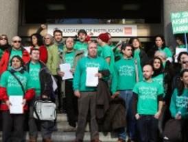 Los 'camisetas verdes' que no votaron se defienden