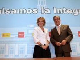 El Gobierno inyecta a Madrid 40,8 millones para integración