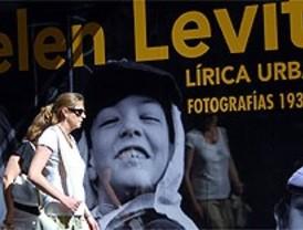 Primera antológica de Helen Levitt