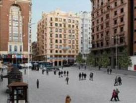 Comienza la peatonalización de Callao