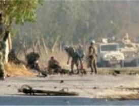 Mueren seis soldados españoles en Líbano por la explosión de una mina