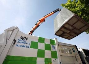 La tasa de basuras baja un 12% en Madrid