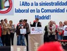 CCOO exige a la Comunidad medidas para evitar la siniestralidad laboral