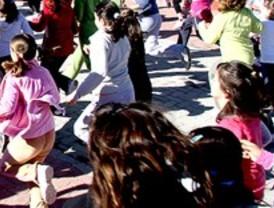 Arranca la temporada escolar de cross en Alcalá